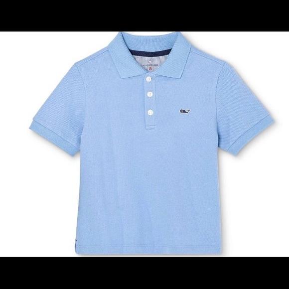 d08fed7b3 Vineyard Vines Shirts & Tops | X Target Blue Toddler Polo | Poshmark